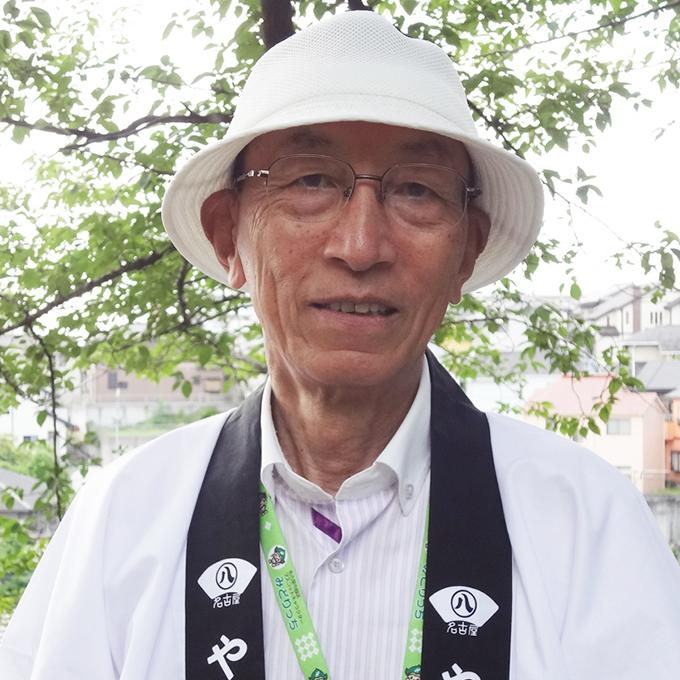 深谷篤さん