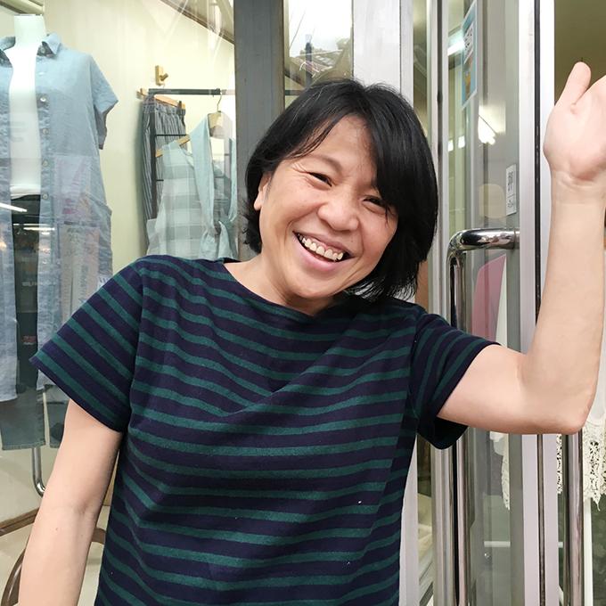 飯田幸恵さん