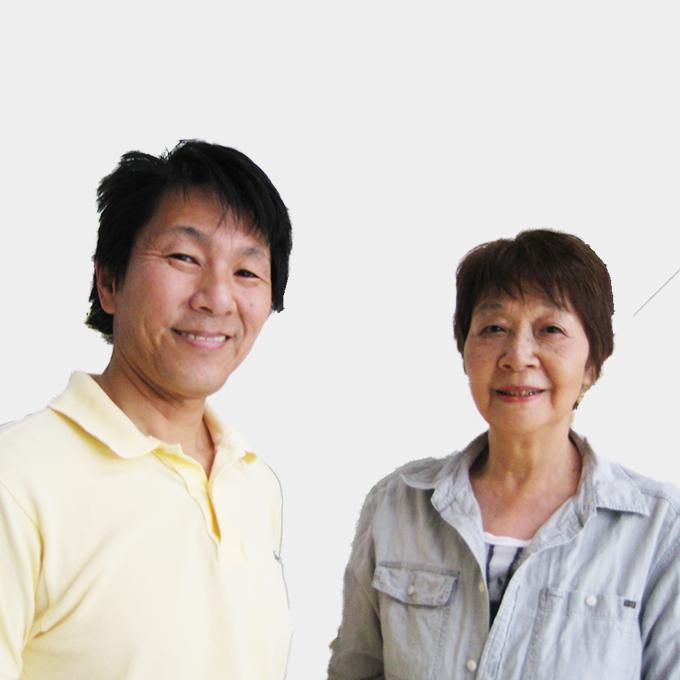 中井泉さん 佐藤眞紀子さん