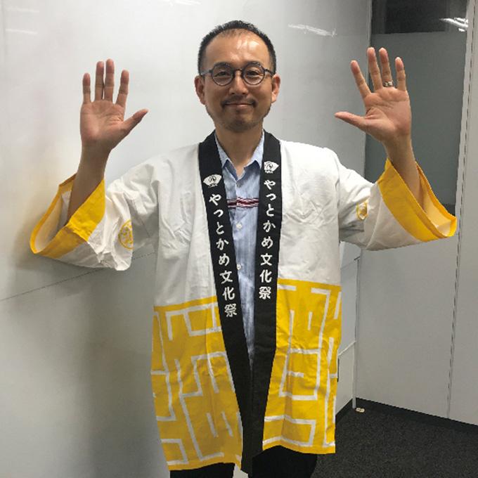 伊藤孝紀さん