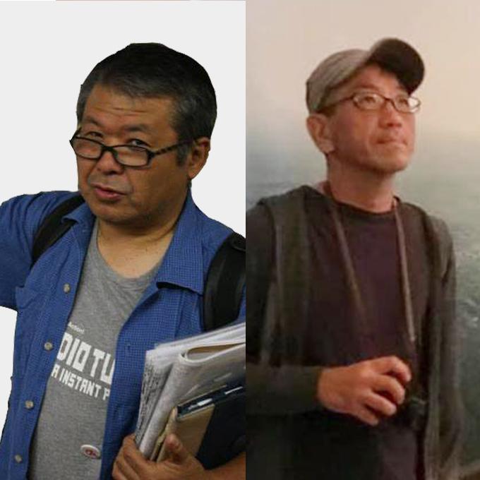 古橋和佳さん 杉田義也さん