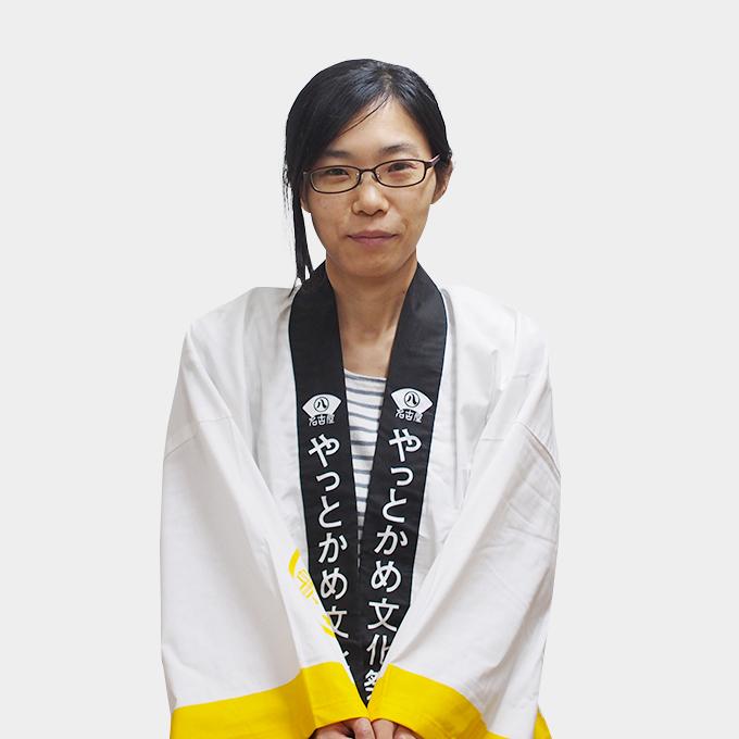 脇田佑希子さん
