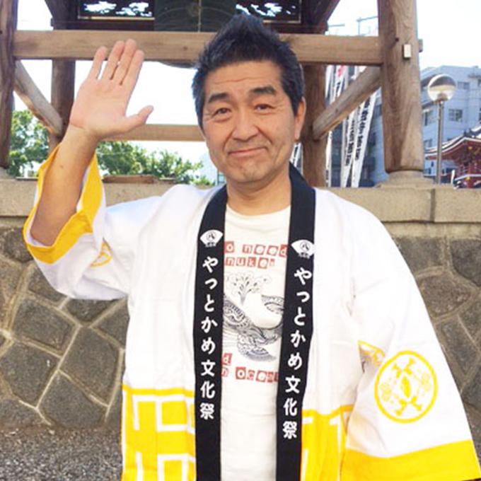 吉田和正さん